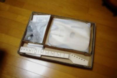 ギター組み立てキット - テレキャスタータイプ